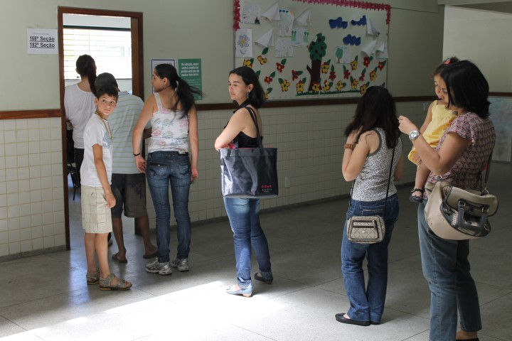 fila-para-votar-eleicoes-mitos-eleitorais
